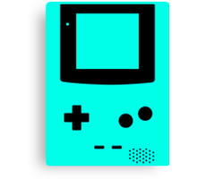 GameBoy Colour  Canvas Print