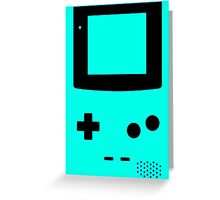GameBoy Colour  Greeting Card