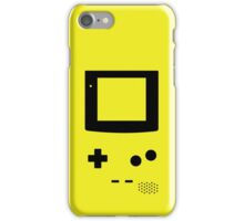 GameBoy Colour  iPhone Case/Skin