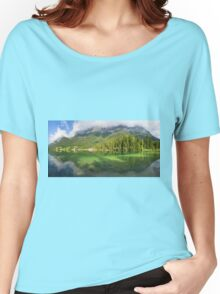 Lake Hintersee Women's Relaxed Fit T-Shirt