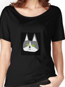 He sees you Women's Relaxed Fit T-Shirt