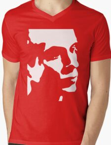 Brian Eno T-Shirt Mens V-Neck T-Shirt