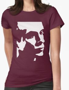 Brian Eno T-Shirt Womens Fitted T-Shirt