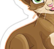 cathursday #1 Sticker