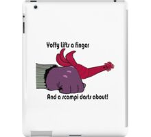 Scampi iPad Case/Skin