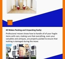 Professional Residential Movers in Bel Air, MD - Why To Hire! by Infographics
