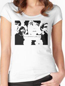 Dusty Bandana Films Women's Fitted Scoop T-Shirt