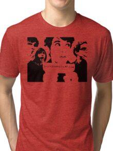 Dusty Bandana Films Tri-blend T-Shirt