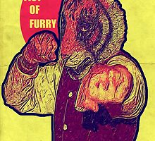 Fist of furry by NB1984