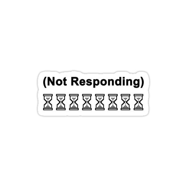 (Not Responding) by Dean Lord