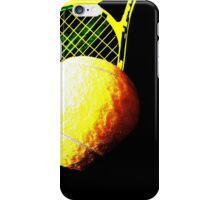 Hot Tennis  iPhone Case/Skin