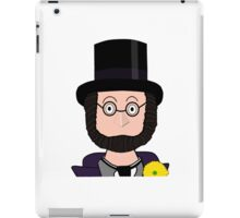Doctor Mopp iPad Case/Skin