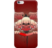 Band of Skulls iPhone Case/Skin