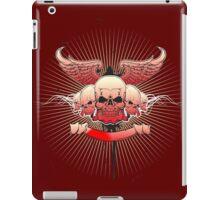 Band of Skulls iPad Case/Skin