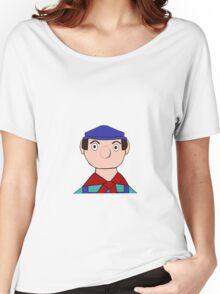 Mr Crockett the Garage Owner Women's Relaxed Fit T-Shirt