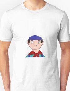 Mr Crockett the Garage Owner T-Shirt