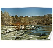 Payette River Poster