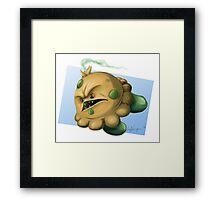 Shroomish - Pokemon Framed Print