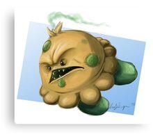 Shroomish - Pokemon Canvas Print