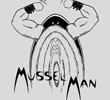 Mussel Man by kerchow
