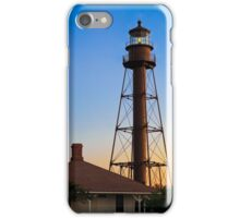 Sanibel Island Lighthouse Daybreak iPhone Case/Skin