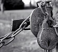 Under lock and key by Victoria Kidgell