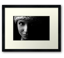 Beyond Good And Evil Framed Print