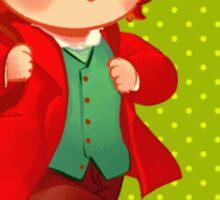 Bilbo 1 Sticker