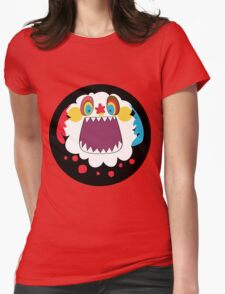 Charlotte Face Womens Fitted T-Shirt