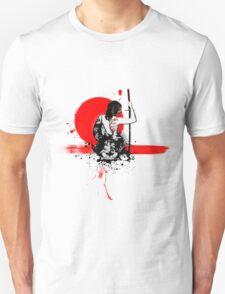 Trash Polka - Female Samurai T-Shirt
