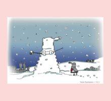 Snow Globes One Piece - Long Sleeve