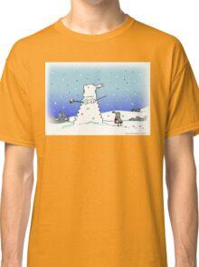 Snow Globes Classic T-Shirt