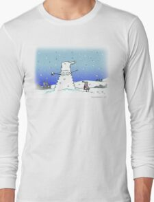 Snow Globes Long Sleeve T-Shirt