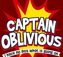 Captain Oblivious by avbtp