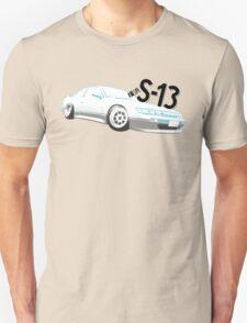 Classic Two Tone S13 - Halftone Unisex T-Shirt