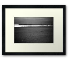 Desolation Row Framed Print