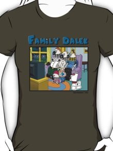 Family Dalek T-Shirt