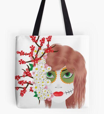 Flowergirl! Tote Bag