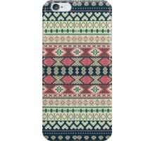 Girly Heart Aztec Pattern iPhone Case/Skin