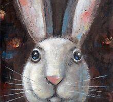 White Rabbit #3 by jimbliss