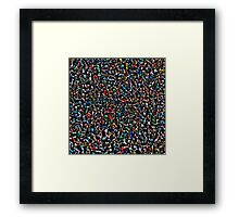All of my people - Sound Relief Framed Print