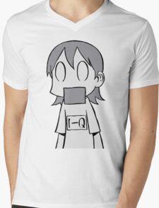 Nichijou Ehh? Mens V-Neck T-Shirt