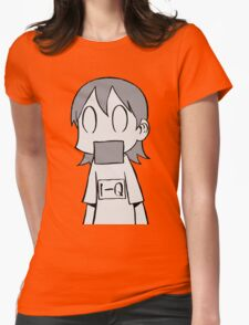 Nichijou Ehh? Womens Fitted T-Shirt
