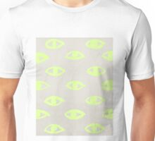 natural neon (eyes) Unisex T-Shirt