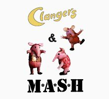 Clangers and M A S H Unisex T-Shirt