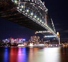 Sydney Harbour Bridge by Siddhesh Rishi