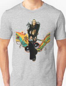 Brian Eno Roxy Music T-Shirt Unisex T-Shirt
