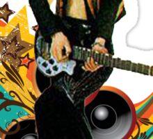 Brian Eno Roxy Music T-Shirt Sticker