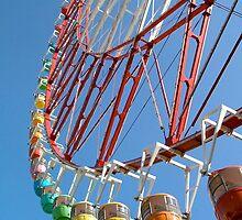 Yokohama Ferris Wheel by Matt Emrich