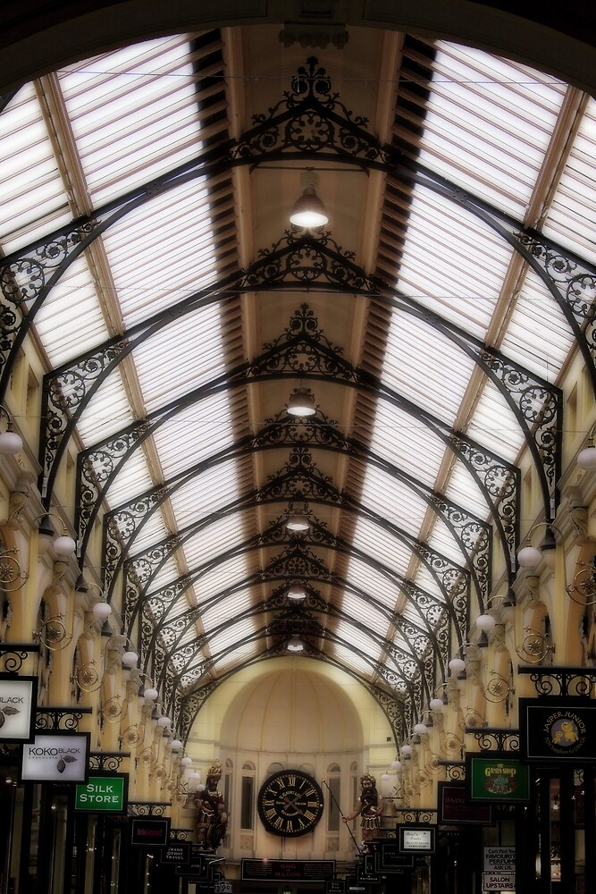 Royal Arcade by Kerry Duffy